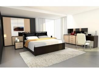 Спальный Гарнитур Дюссельдорф - Мебельная фабрика «Идея комфорта»