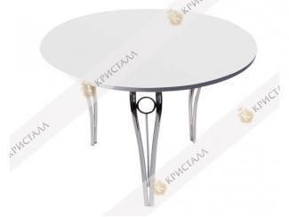 Стол обеденный Силуэт 2 - Мебельная фабрика «Кристалл»