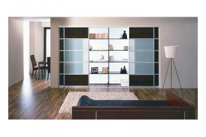 Шкаф-купе в гостиную - Мебельная фабрика «Командор»