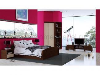 Спальный гарнитур FELICITA 6 - Мебельная фабрика «Happy home»