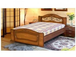 Кровать МДФ МК-20 - Мебельная фабрика «Уютный Дом»