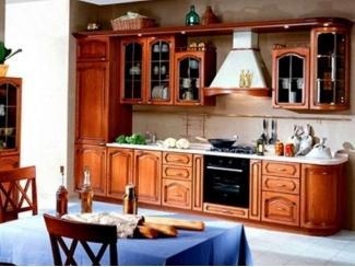 Кухня Массив дуба 3 - Мебельная фабрика «Адаш»