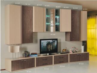Гостиная «Сапфир» - Мебельная фабрика «SON&C»