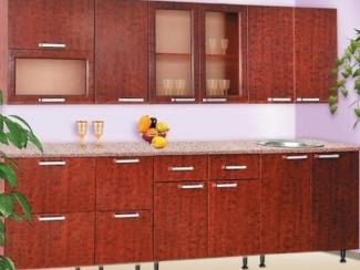 Кухонный гарнитур прямой Ева-16