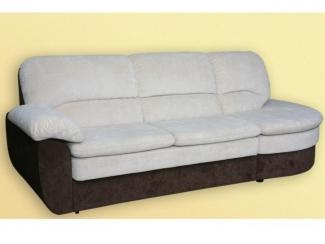 Уютный диван с одним подлокотником Олбани - Мебельная фабрика «Паллада», г. Кирово-Чепецк