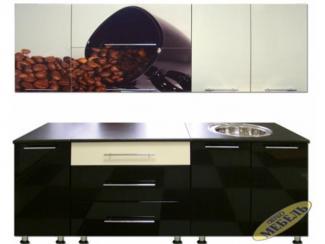 Кухня прямая 26 - Мебельная фабрика «Трио мебель»