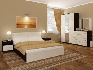 Модульная спальня Афина - Мебельная фабрика «Disavi»