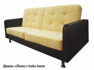 диван прямой Люкс книжка - Мебельная фабрика «РОСТ»
