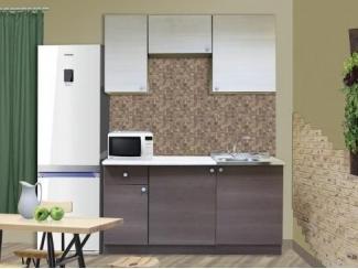 Практичный кухонный гарнитур Алиса 7 - Мебельная фабрика «Сибирь»