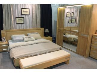 Мебельная выставка Москва: кровать - Мебельная фабрика «Бобруйскмебель»