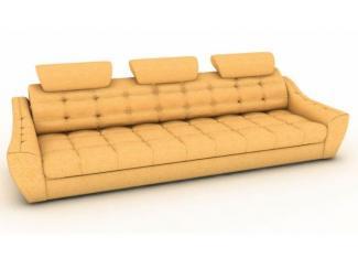 Диван прямой Кит 8 - Мебельная фабрика «Лео»