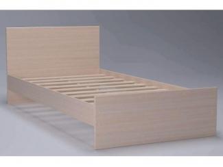 Кровать в спальню Незабудка 1 - Мебельная фабрика «Комодофф»