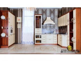 Кухня Николь Бьянка крем - Изготовление мебели на заказ «КИТ», г. Иркутск