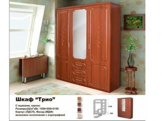 Шкаф Трио - Мебельная фабрика «Мебельный комфорт»