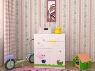 Детский комод Винни-Пух 1 - Мебельная фабрика «Дубок»
