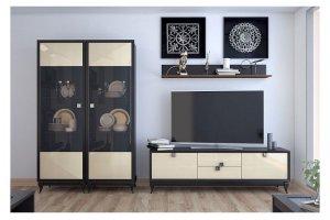 Гостиная Брио 5 - Мебельная фабрика «Ангстрем (Хитлайн)»