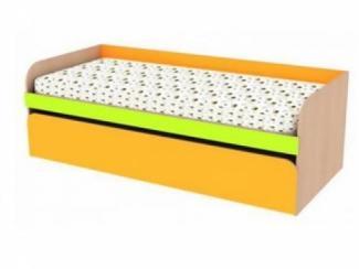 Кровать детская Сити 4.3 - Мебельная фабрика «Мезонин мебель»