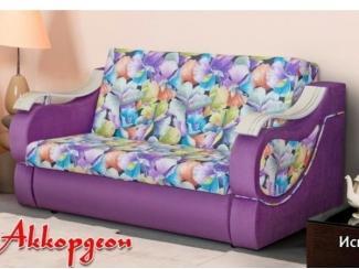 Прямой диван Аккордеон - Мебельная фабрика «Олимп»