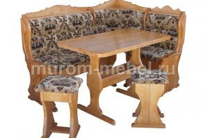 Кухонный уголок Уют-К - Мебельная фабрика «Муром-мебель»