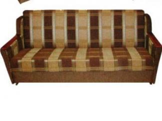 Диван прямой Ретро книжка - Мебельная фабрика «Вологодская мебельная фабрика»