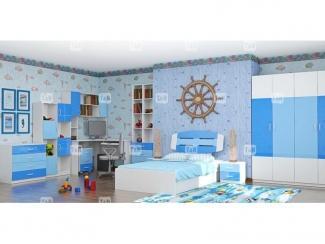 Детская мебель Emme Blue - Мебельная фабрика «ТомиНики»