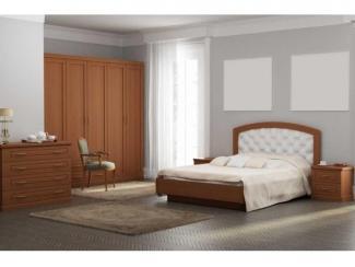 Классическая спальня Каролина 3 - Мебельная фабрика «Lasort»