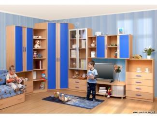 Детская Радуга - Мебельная фабрика «Янтарь»