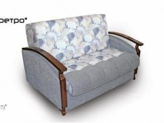 Маленький диван Люкс-ретро - Мебельная фабрика «Гамма»