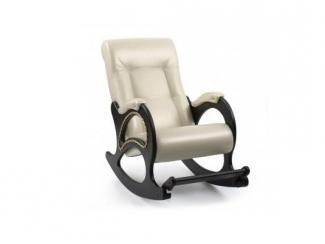 Кресло-качалка с подножкой 44 Орегон 106 - Импортёр мебели «ЭкоДизайн (Китай, Индонезия)»