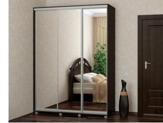 Шкаф-купе с зеркалами - Мебельная фабрика «Мебель Тек», г. Пенза