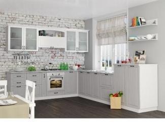 Кухня угловая Кантри - Мебельная фабрика «Эстель»