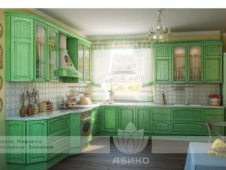 Кухня Корсика массив - Мебельная фабрика «Абико»