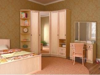 Спальня АРИЯ 7 - Мебельная фабрика «Азбука мебели»
