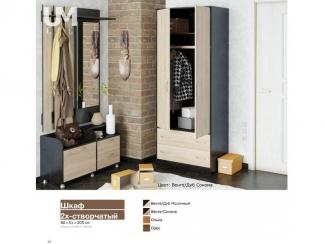 Шкаф двустворчатый - Мебельная фабрика «Пассаж плюс»