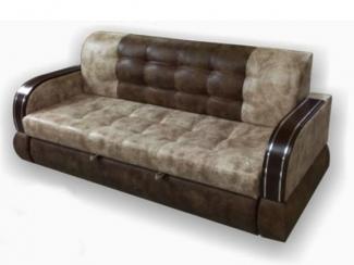Диван прямой Версаль люкс - Мебельная фабрика «Мебельный рай»