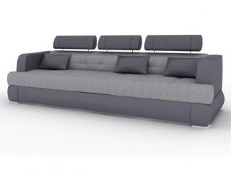 Диван прямой Кит 4 - Мебельная фабрика «Лео»