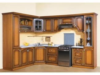 Кухонный гарнитур угловой Ария