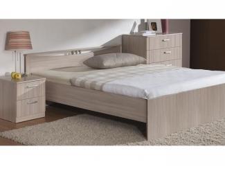 Кровать Мелисса 1 - Мебельная фабрика «Боровичи-мебель»