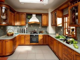 Кухня Светлана с патиной - Салон мебели «МебельГрад»