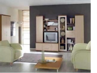 Гостиная стенка Бетховен - Мебельная фабрика «Нэнси»
