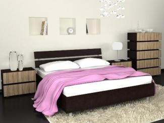 Спальный гарнитур «Квадро»