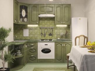 Кухня угловая «Леон Ретро» - Мебельная фабрика «Ладос-мебель»