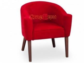 Стул К-8 красный  - Мебельная фабрика «СтолБери»