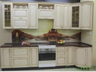 Элегантная светлая кухня Верона  - Мебельная фабрика «Райские Кухни»