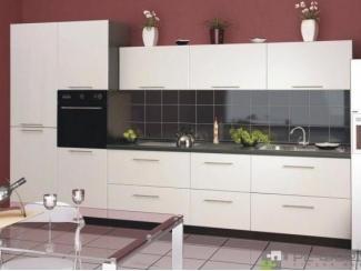 Прямая кухня Модерн 014 - Изготовление мебели на заказ «Ре-Форма»