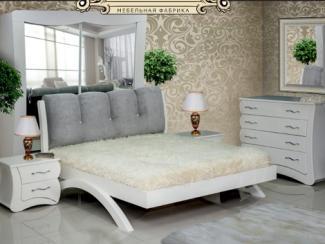 Спальня Снежана (белая) - Мебельная фабрика «Gavas-St», г. Ставрополь