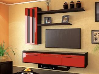 Гостиная стенка Valeant-15 - Мебельная фабрика «Вита-мебель»
