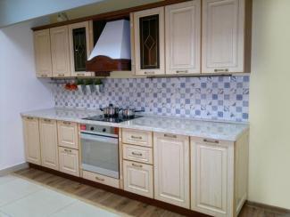 Кухонный гарнитур прямой Лилия