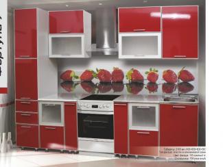 Кухонный гарнитур прямой Фортуна 7 - Мебельная фабрика «Форт»
