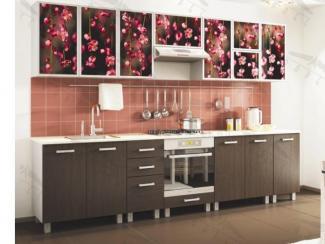Кухонный гарнитур прямой Дрим1 - Мебельная фабрика «Фарес»